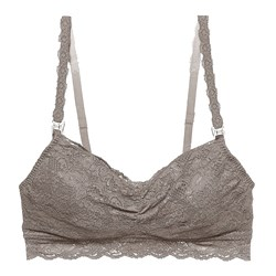 Cosabella Maternity Never Say Never™ Mommie™ Nursing Soft Bra Shadow