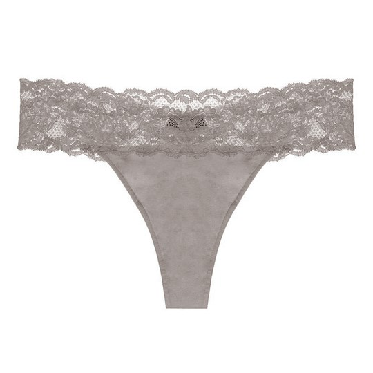 Cosabella Maternity Never Say Never Maternity Thong Shadow Shadow