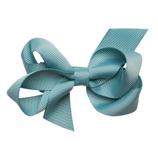 Prinsessefin Ingrid Alexandra Hair Clip with Bow Nile Blue Nile Blue
