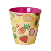 Rice Melamine Medium Cup Fruit Fruit