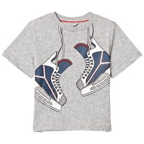 Stella McCartney Kids Arrow Skate On T-shirt 1461