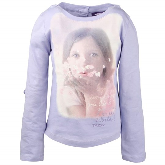 Mexx Kids Girls T-Shirt Purple  Purple