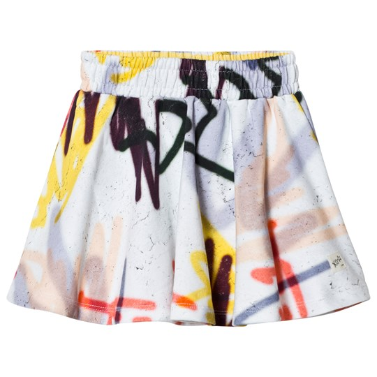 Molo Barbera Skirt Graffiti Graffiti