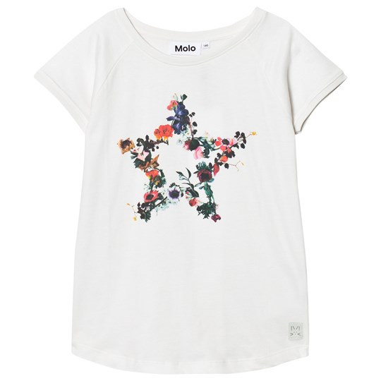 Molo Rainette T-shirt Cloud Dancer Cloud Dancer