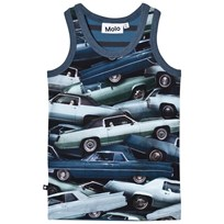 Molo Jim Tank Top Stacked Cars Stacked Cars
