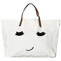 Molo Large Tote Bag Porcelain Clay Porcelain Clay