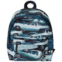 Molo Backpack Stacked Cars Stacked Cars