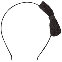 Molo Shimmer Head Band Black Black
