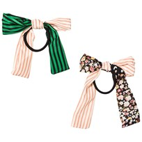 Molo 2-Pack Woven Bow Hair Bands Mix Mix
