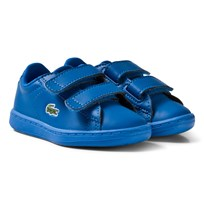 Lacoste Carnaby Evo 317 5 SPI Trainers Blue Blue