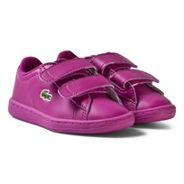 Lacoste Carnaby Evo 317 5 SPI Trainers Pink Pink