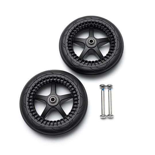Bugaboo Bee5 Rear Wheels Replacement Set Black