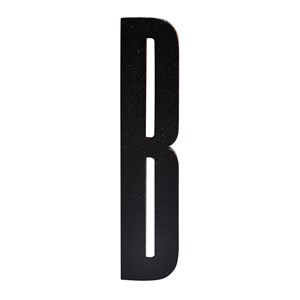 Image of Design Letters Black Wooden Letters B (2743815629)