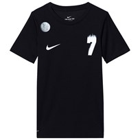 NIKE Black CR7 Tee Sort