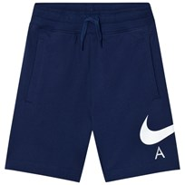 NIKE Blue Nike Air Shorts BINARY BLUE/BINARY BLUE/WHITE