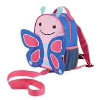 Skip Hop Zoo Safety Harness Butterfly Fjäril