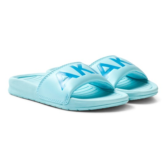 AKID Bright Blue Aston Sliders Bright Blue