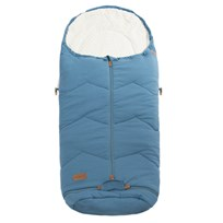 Voksi Voksi Footmuff Sky Light Incl. Extension Blue Blue