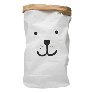 Image of Tellkiddo Bear Paper Bag (3065504723)