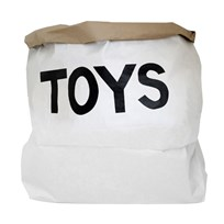 Tellkiddo TOYS Small Paper Bag White