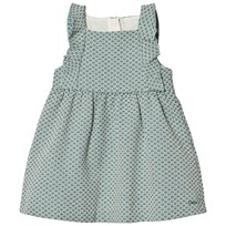 Chloé Pinafore Dress Green 729