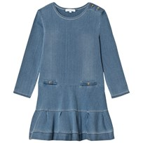 Chloé Blue Chambray Dress Z10