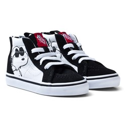 Vans Kids Vans X Peanuts SK8-HI Zip Shoes