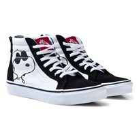 Vans Vans X Peanuts UY SK8-Hi Reissue Shoes Joe Cool Black (Peanuts) Joe Cool/black
