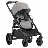 Baby Jogger City Select® Lux Stroller Slate Musta