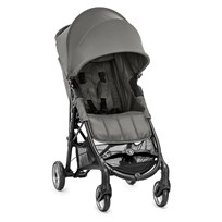 Baby Jogger City Mini Zip® Barnvagn Steel/Grå Grey
