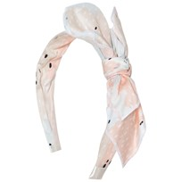 Carrément Beau Multi Printed Bow Headband 121