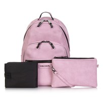 Tiba + Marl Elwood Backpack Light Pink Pale Pink