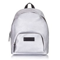 Tiba + Marl Silver Mini Elkwood Backpack Серебряный