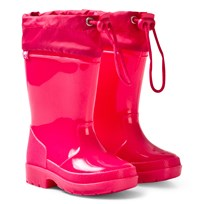 United Colors of Benetton Wellies Fuschia Pink Fuschia Pink
