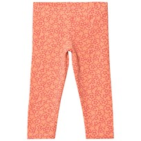 United Colors of Benetton Star Print Leggings Peach Peach