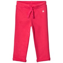 United Colors of Benetton Jersey Joggers Fuschia Pink Fuschia Pink