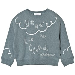 Burberry Head in the Clouds Sweatshirt Puderblå