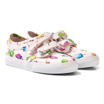Vans Popsicle Print Atwood Velcro Infants Trainers (Popsicle) Multi