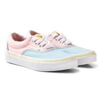 Vans Multi Pastel Era Trainers (Pastel Tones) multi/true white