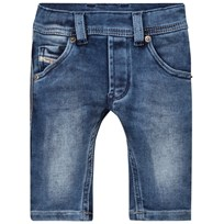 Diesel Blue Denim Washed Jeans K01