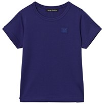 Acne Studios Mini Nash Face PAW17 Royal Blue Blå