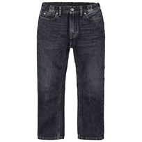 Acne Studios Bear Washed-Style Black Jeans Washed Black