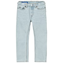Acne Studios Bear Washed-Style Light Blue Jeans Light Blue