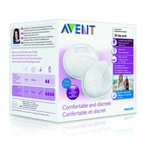 Philips Avent Disposable Breast Pads - 30 Pack Day Multi