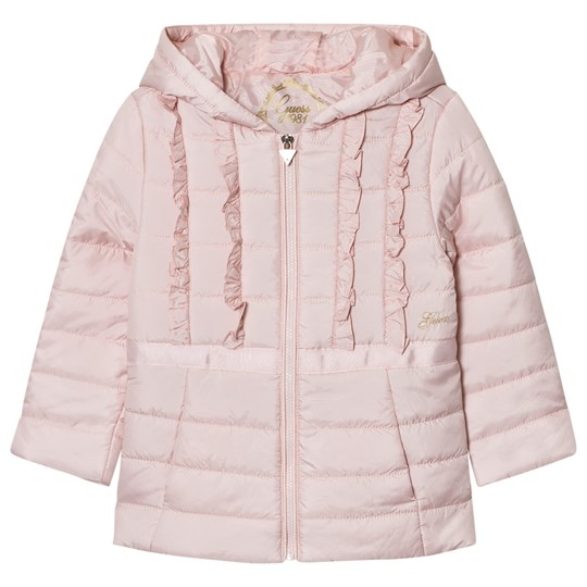 Guess Pale Pink Padded Coat G604