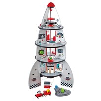 Hape Hape Four-Stage Rocket Ship Unisex
