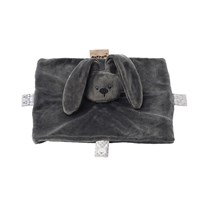 Nattou Doudou Anthracite Black