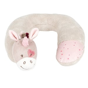 Image of Nattou Jade The Unicorn Neck Pillow 3 Months (2887463271)