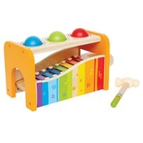 Hape Hape Pound And Tap Bench Unisex