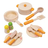 Hape Gourmet Kitchen Starter Set Unisex